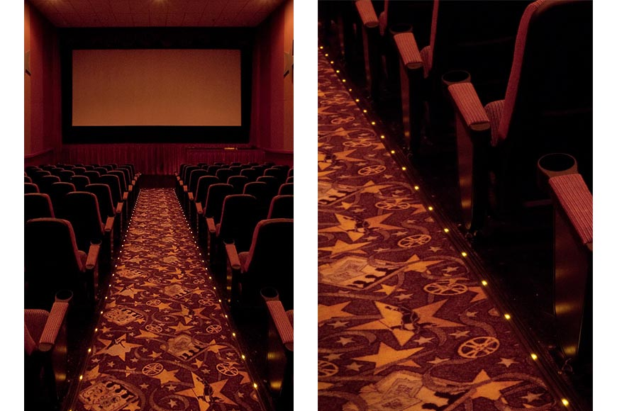 Spring cypress movie theater