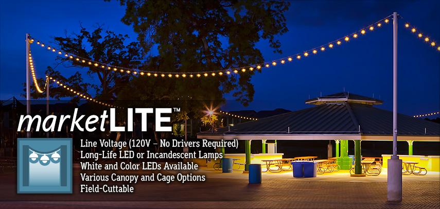 marketlite california accent lighting